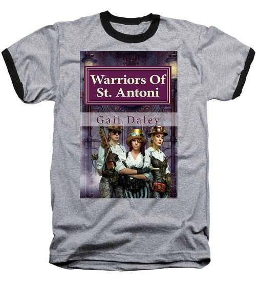 Warriors Of St. Antoni Baseball T-Shirt