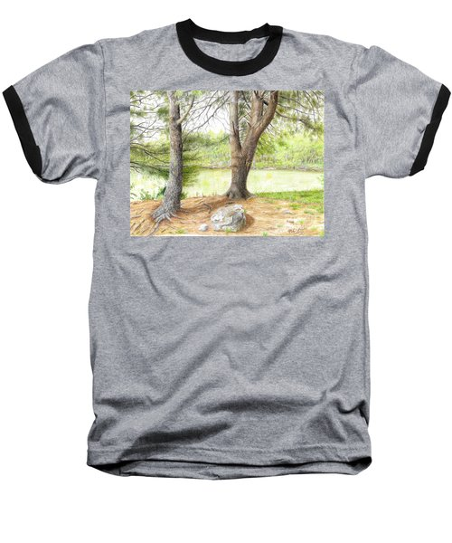Warriors Path St Park Baseball T-Shirt