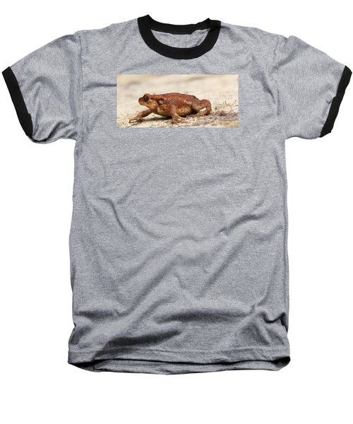 Baseball T-Shirt featuring the photograph Warts 'n' All by Richard Patmore