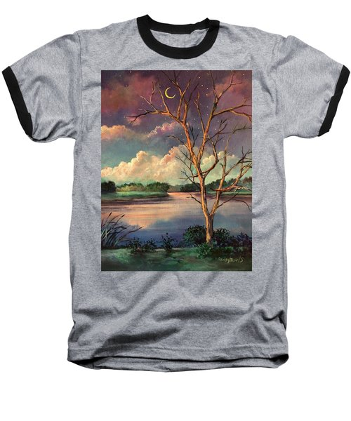 Was Like Stained Glass Baseball T-Shirt