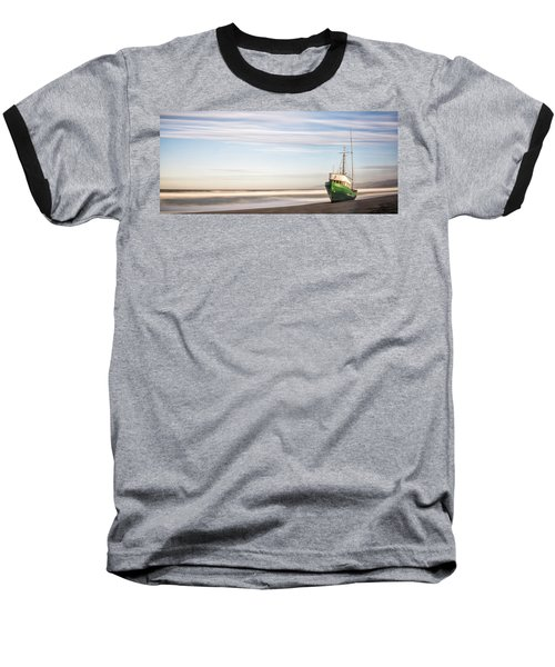 Washed Ashore Baseball T-Shirt