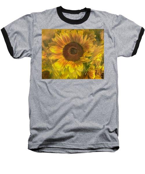 Washed In Sun Baseball T-Shirt