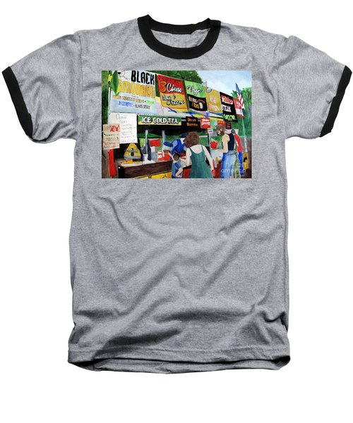 George Washington Carver State Park Baseball T-Shirt