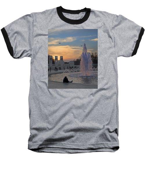 Washington Dc Rhythms  Baseball T-Shirt