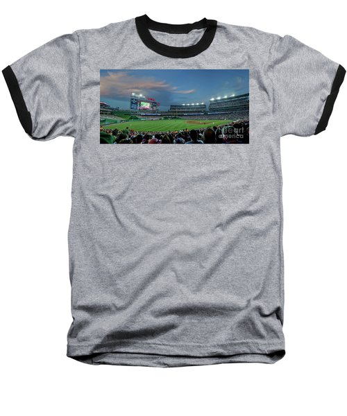 Washington Nationals In Our Nations Capitol Baseball T-Shirt