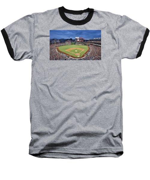 Washington Nationals Park - Dc Baseball T-Shirt by Brendan Reals