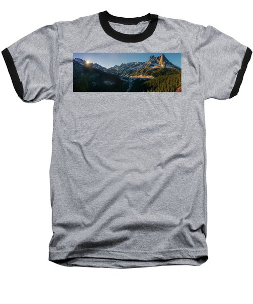 Washington Pass Rising Baseball T-Shirt