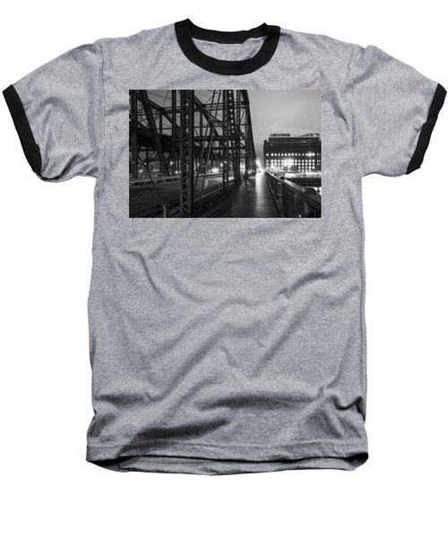 Washington Street Bridge Baseball T-Shirt