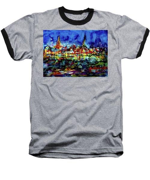 Wat Phra Kaew Baseball T-Shirt