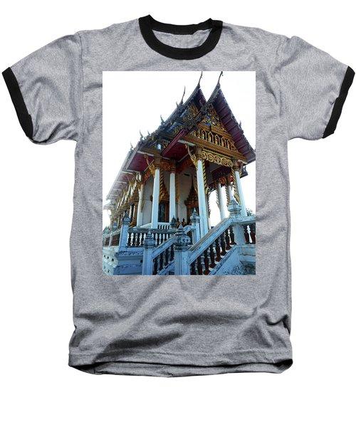 Wat Sawangfa 11 Baseball T-Shirt