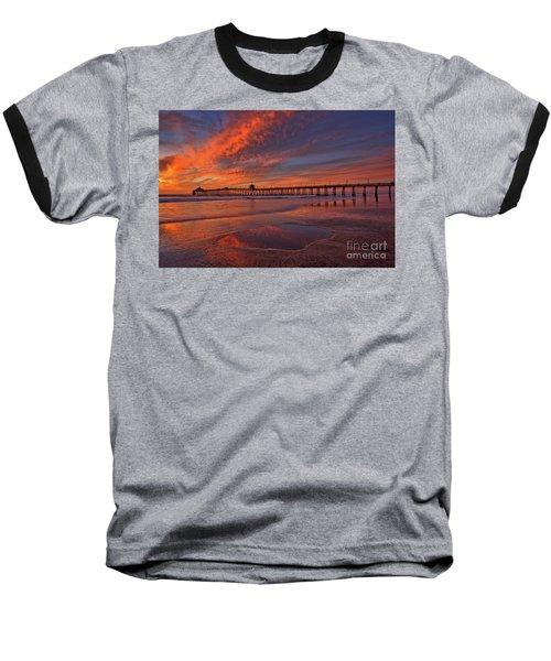 Watch More Sunsets Than Netflix Baseball T-Shirt