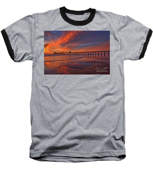 Watch More Sunsets Than Netflix Baseball T-Shirt