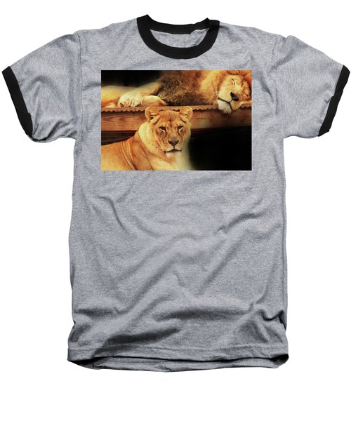 Watchful Eye Baseball T-Shirt