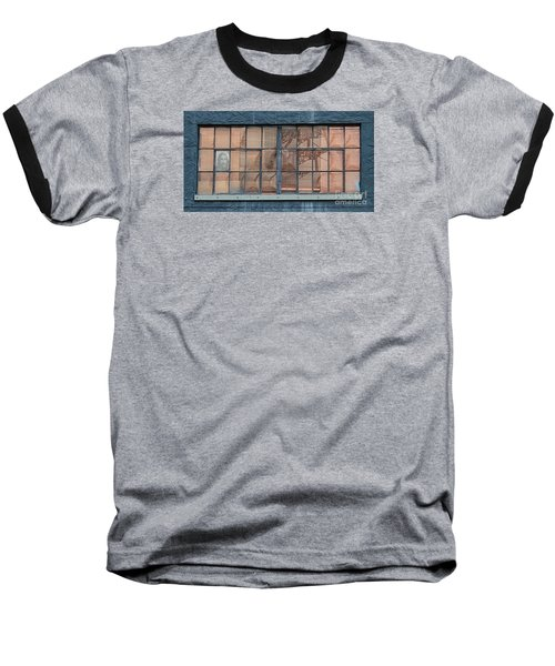 Watching And Waiting Baseball T-Shirt