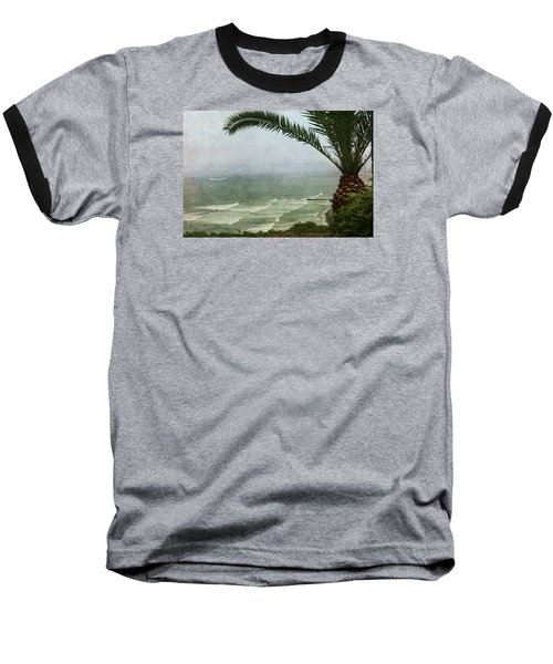 Watching The Boats Come In Baseball T-Shirt
