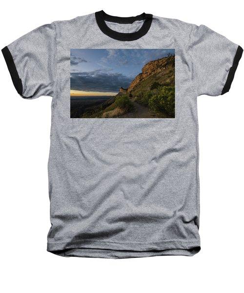 Watching The Sun Fade Baseball T-Shirt