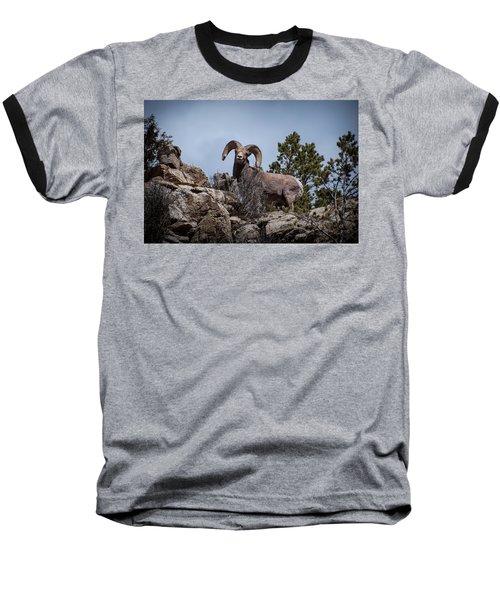 Watching You Watching Me Baseball T-Shirt