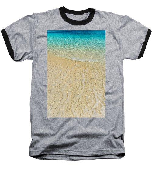 Water Abstract 1 Baseball T-Shirt
