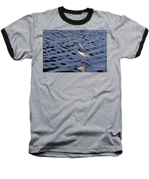 Water Alighting Baseball T-Shirt