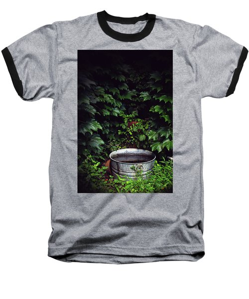 Baseball T-Shirt featuring the photograph Water Bearer by Jessica Brawley