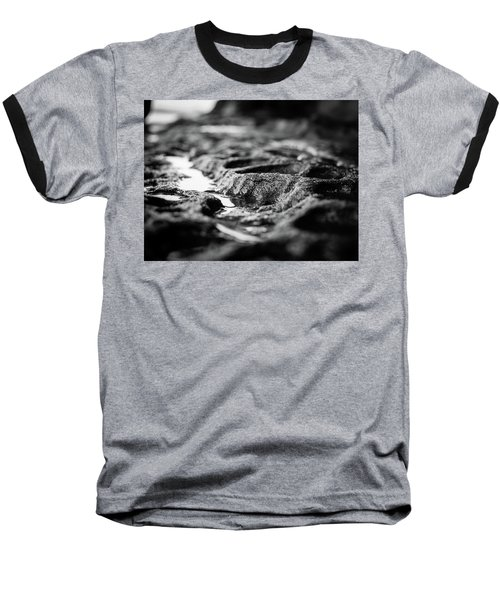 Water Carvings Baseball T-Shirt