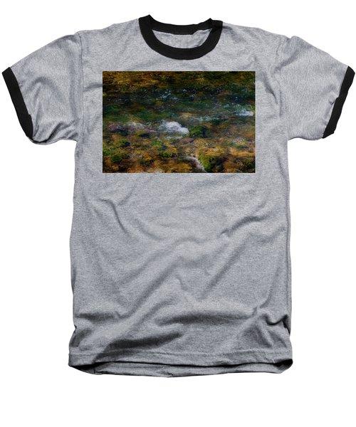 Water Colors Baseball T-Shirt