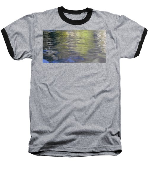 Water Colours Baseball T-Shirt