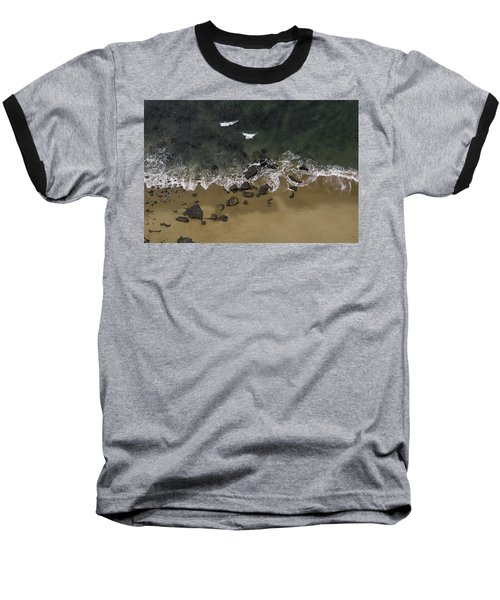 Water Dance Baseball T-Shirt