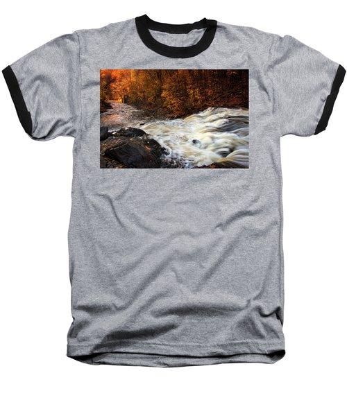 Water Dances Baseball T-Shirt