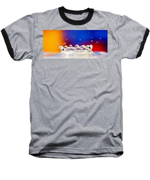 Water Drop Baseball T-Shirt