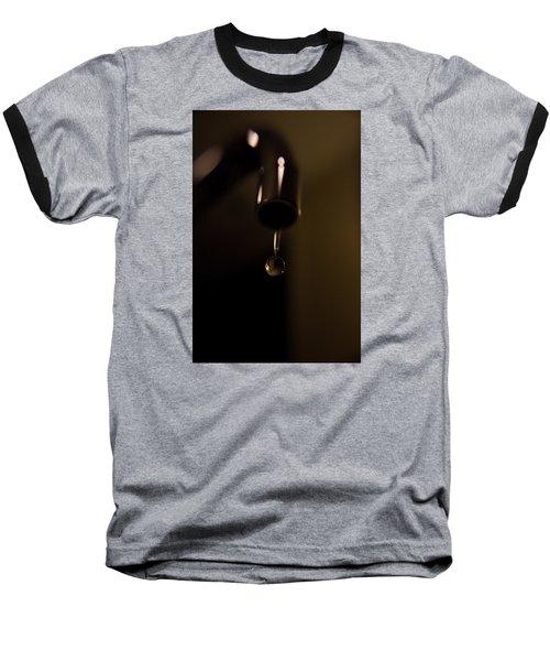 Water Droplet Baseball T-Shirt