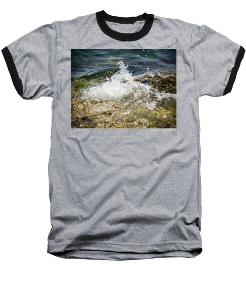 Water Elemental Baseball T-Shirt