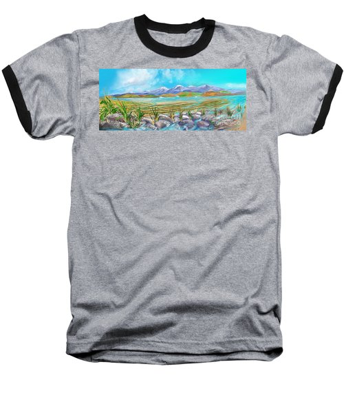 Water For Irrigation  Baseball T-Shirt