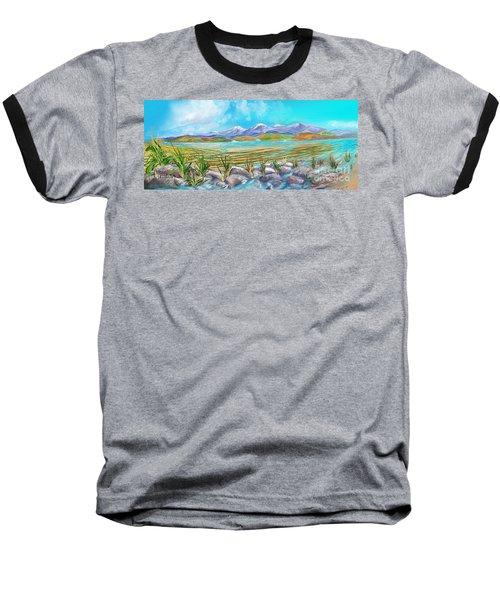 Water For Irrigation  Baseball T-Shirt