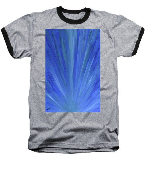 Water Light Baseball T-Shirt