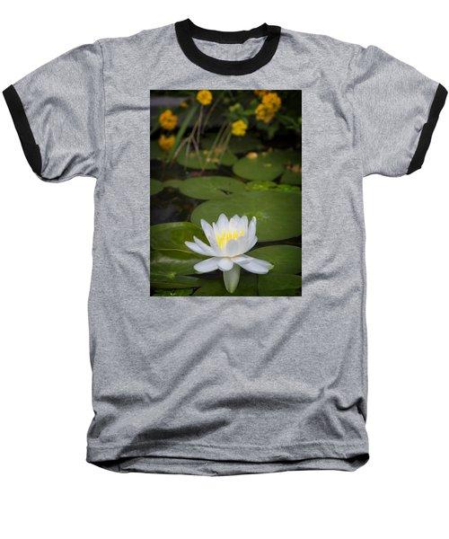 Water Lily IIi Baseball T-Shirt