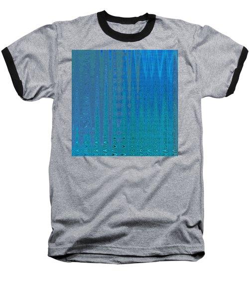 Water Music Baseball T-Shirt by Stephanie Grant