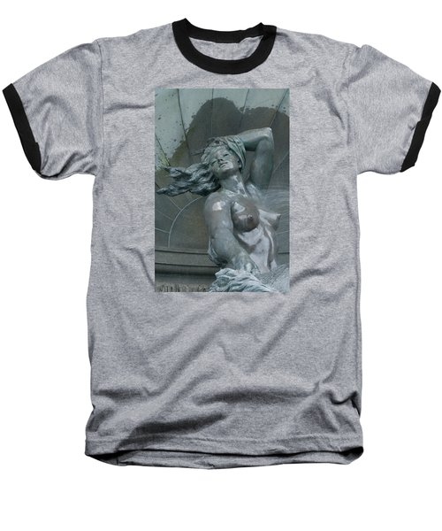 Water Nymph Baseball T-Shirt