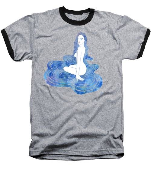 Water Nymph Cii Baseball T-Shirt