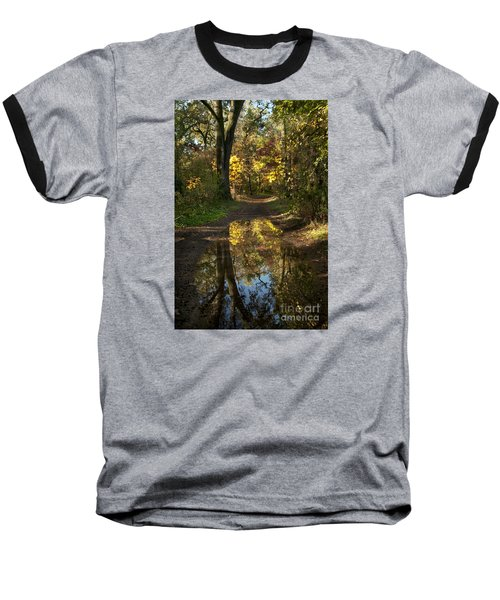 Water On The Trail Baseball T-Shirt