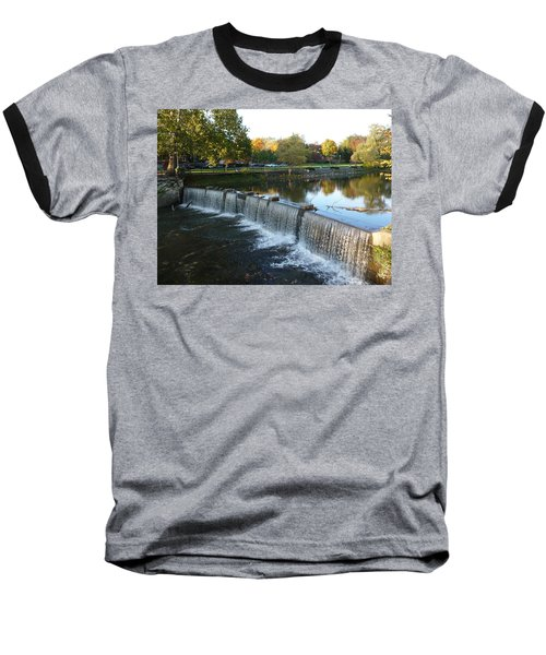 Water Over The Dam Baseball T-Shirt