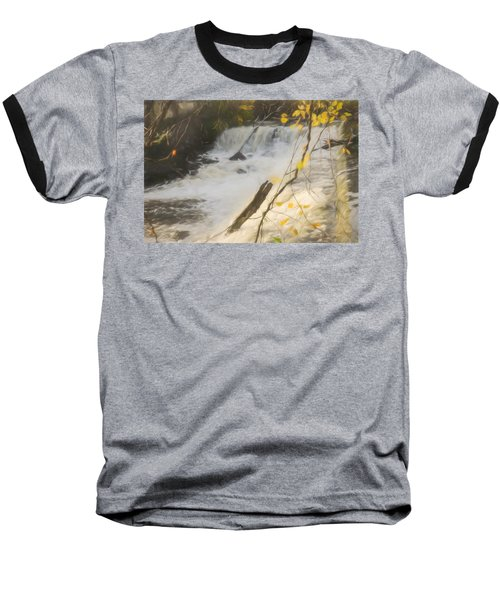 Water Over The Dam. Baseball T-Shirt
