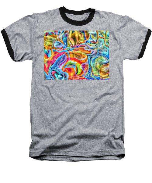 Water Play Baseball T-Shirt