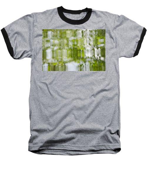 Water Reflections Baseball T-Shirt
