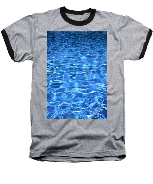 Water Shadows Baseball T-Shirt