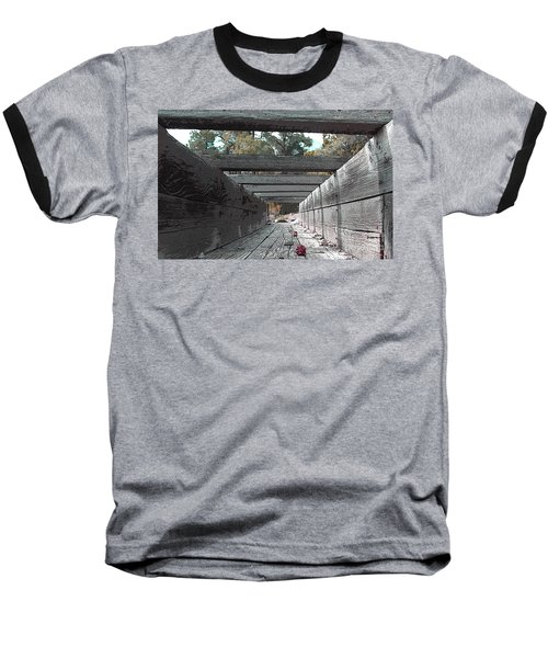 Water Sluce Baseball T-Shirt