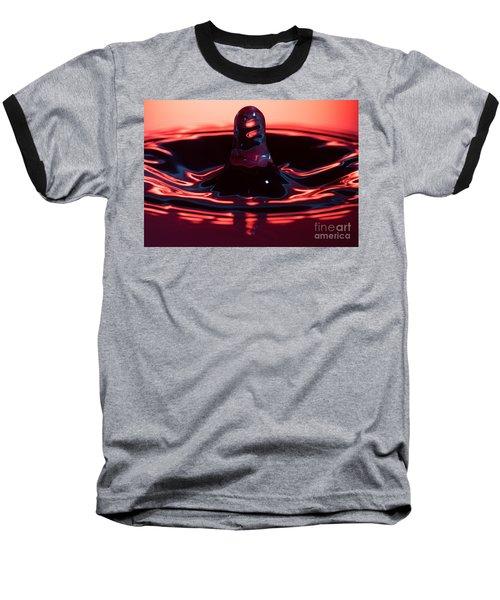 Water Spout Baseball T-Shirt