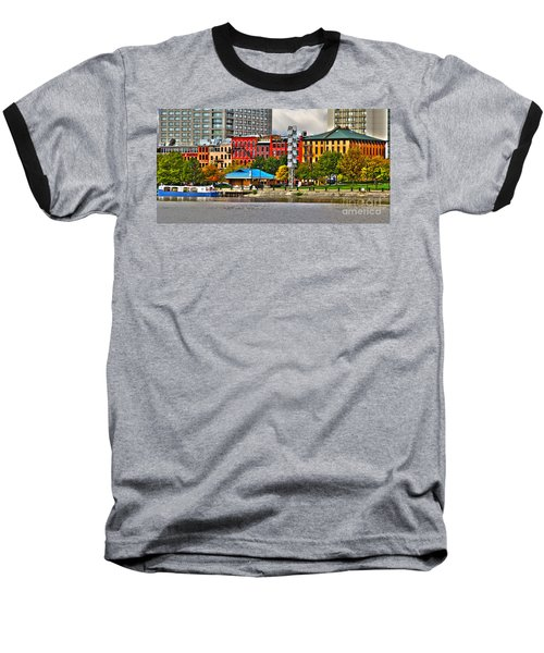Water Street-toledo Ohio Baseball T-Shirt