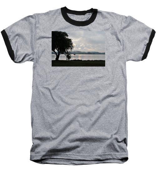 Water Tree Baseball T-Shirt