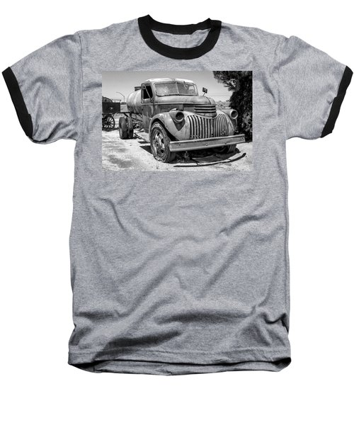 Water Truck - Chevrolet Baseball T-Shirt